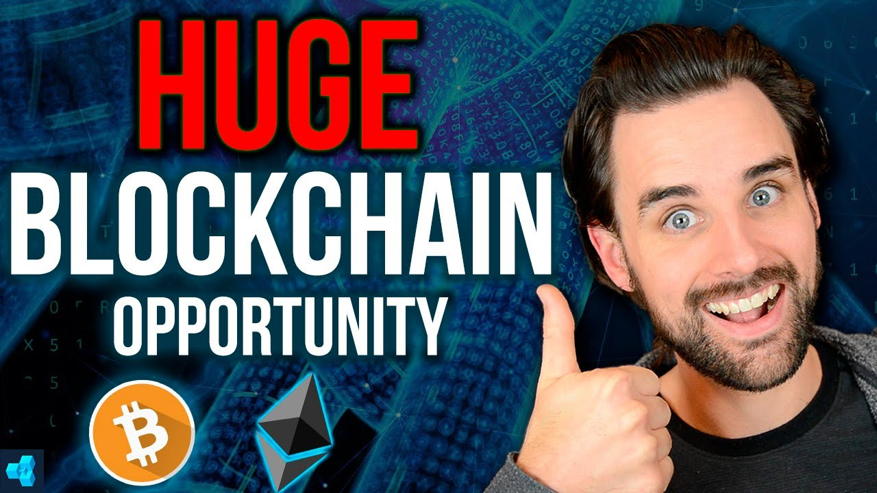 The BIGGEST opportunity in blockchain for 2021!?
