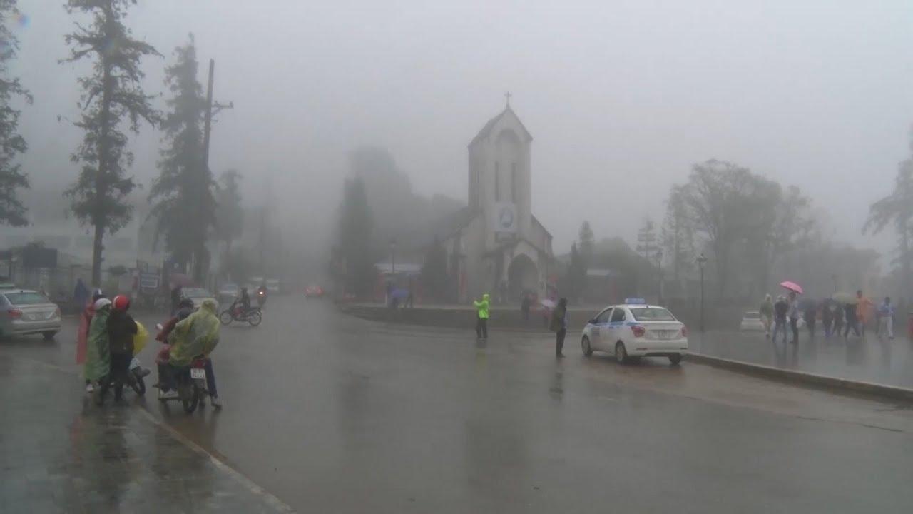 Tin tức 24h Mới Nhất Hôm Nay : Sa Pa lạnh hơn 10 độ C, người dân chuẩn bị chống rét