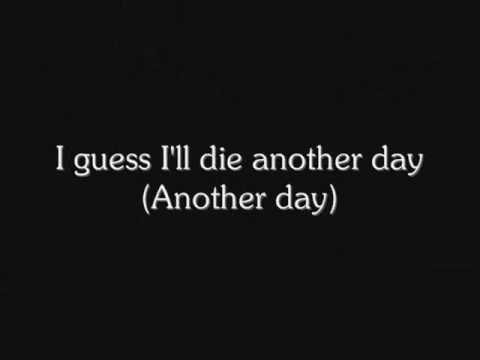 Madonna-Die Another Day (With Lyrics)