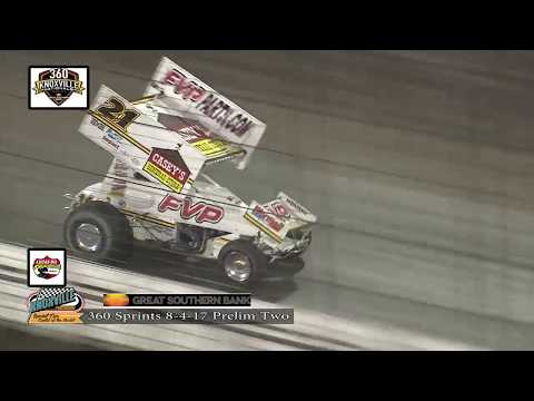 27th annual 360 Knoxville Nationals Night Two - August 4, 2017