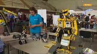 Космос и самая длинная железная дорога из Лего   стартовал фестиваль науки