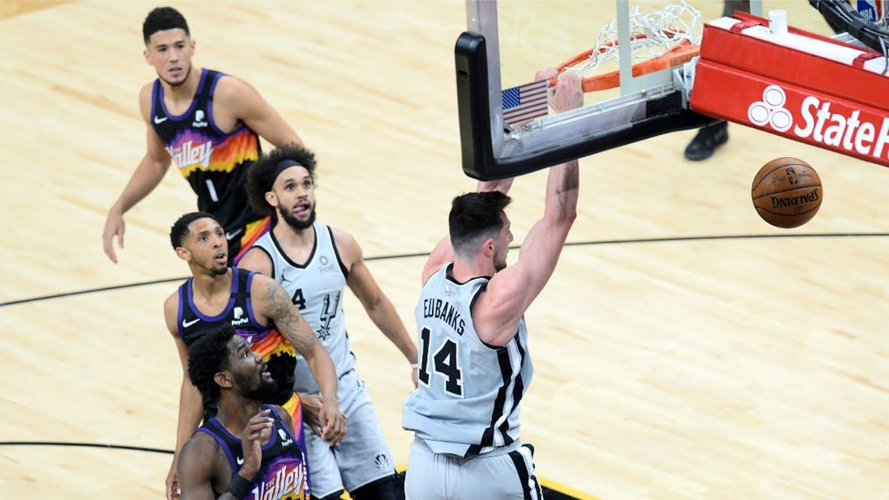 Download No DeRozan, Spurs Give Suns Worst Loss Of Season! 2020-21 NBA Season