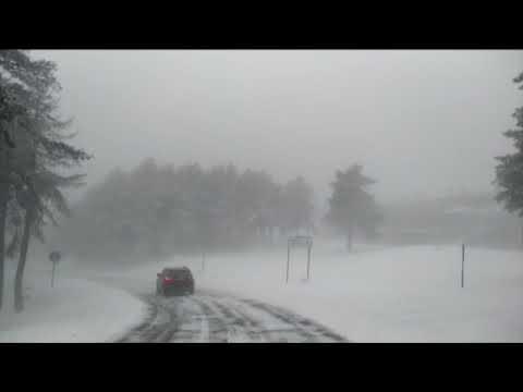 Estado de las carreteras en la provincia