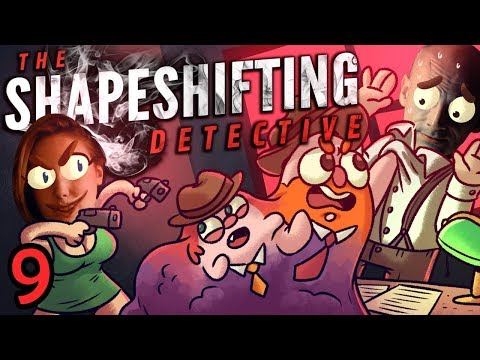 Poe and Monroe   The Shapeshifting Detective w/Dodger Part 9