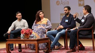 Lahore Literary Festival in New York 2019: New Fiction, Pakistan's Bold New Voices