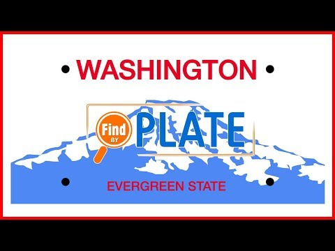 How to Lookup Washington License Plates and Report Bad Drivers
