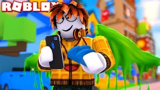 NgeCHAT until THUMB is LOST-Roblox Indonesia Texting Simulator #1