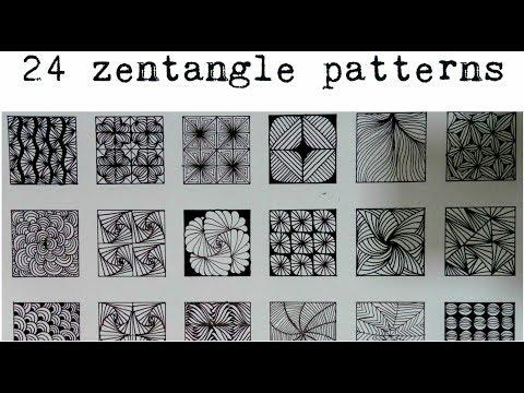 Mandala Zentangle Art Ideas