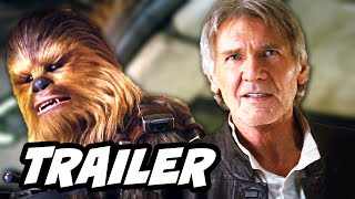 Star Wars Episode 7 The Force Awakens Trailer 2 Breakdown