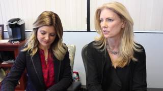 Dr. Wendy Walsh and attorney Lisa Bloom report Bill O'Reilly to Fox complaint line.