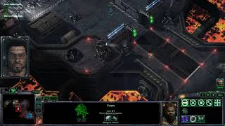 StarCraft II: Wings of Liberty Campaign Mission 15a - Breakout