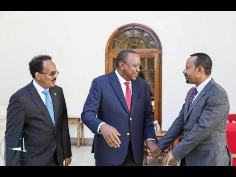 Kenya fears over maritime territorial row with Somali | Press Review