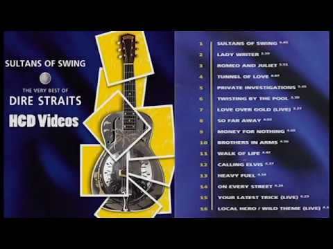 The Best Of Dire Straits - Full Album