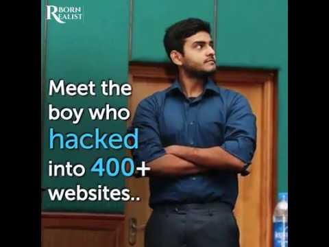 No 1 hacker in world he is from pakistan