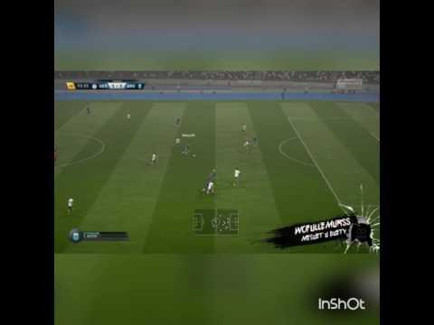 Fifa 17 Ozil scores on the last minute