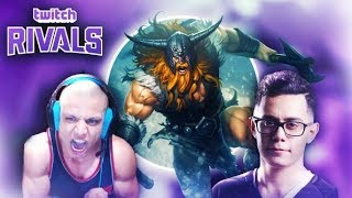 TWITCH RIVALS SCRIMS (Team Tyler1 vs TF Blade) | League of Legends