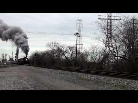 Norfolk Southern 21st Century Steam TVRM - Norfolk, Va. to Petersburg, Va.