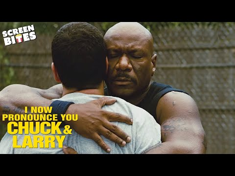 I Now Pronounce You Chuck and Larry | Coming Out (ft. Ving Rhames and Adam Sandler)