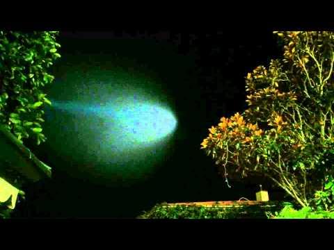 California, That Strange Light Streaking Across The Sky Was No UFO