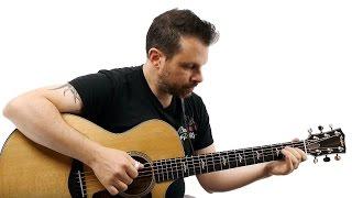 Alberto Lombardi - Nel blu dipinto di blu (Volare) | Acoustic Guitar Performance