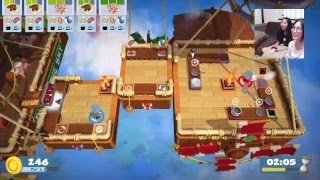 Family's war!! - Overcooked2