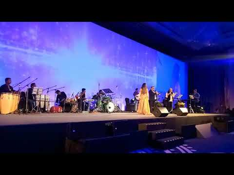 Anuradha ghosh in R D Burman concert at JW Marriott 933390