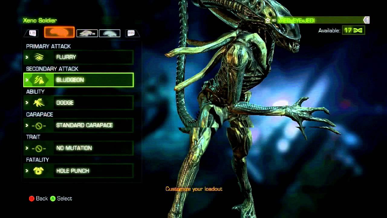 Alien Xenomorph Types Www Pixshark Com Images
