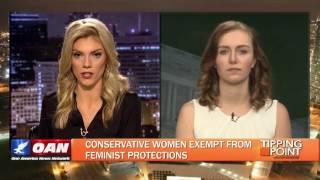 Feminists Mock Melania Trump