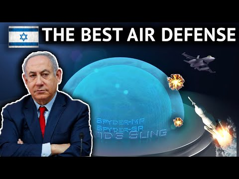 Does Israel Have The Best Air Defense System?