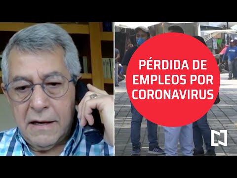 Pérdida de empleos en México por la pandemia del coronavirus - Agenda Pública