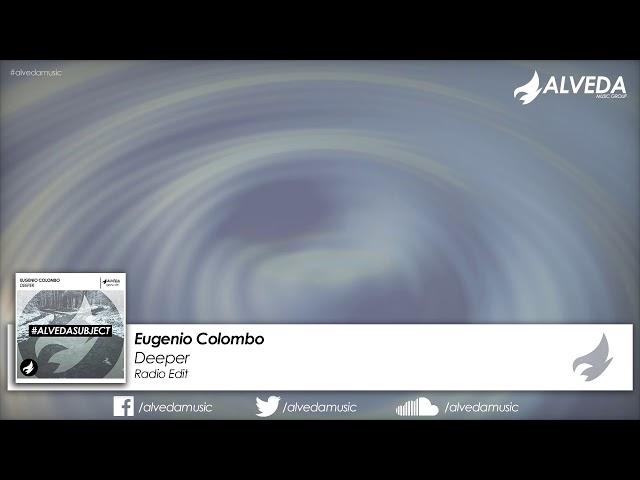 Eugenio Colombo - Deeper (Radio Edit) [Tech House]