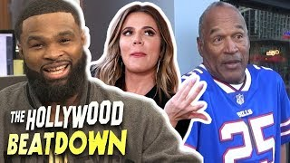 Is O.J. Simpson Actually Khloe Kardashian's Father? Tyron Woodley Weighs In | The Hollywood Beatdown