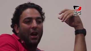 أحمد حسام: «أرفض مقارنتي بحسام حسن»