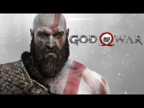 God of War 4 : Kratos Lives    Full Gameplay Part 1