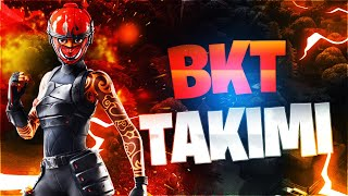 FORTNİTE BKT TAKIMI İLE BATTLE ROYALE (Fortnite Türkçe)