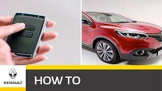 Renault KADJAR – Keyless technology