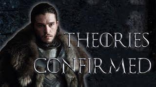 SEASON 7 Major Theories Confirmed ! | Game of Thrones