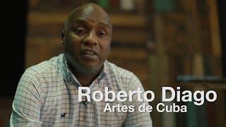 Artes de Cuba: Roberto Diago   The Kennedy Center