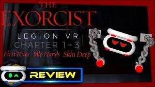 The Exorcist Legion PSVR Review Chapters 1-3