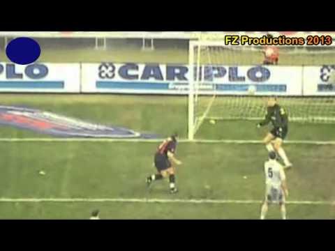 Andriy Shevchenko - 127 goals in Serie A (part 1/3): 1-48 (Milan 1999-2001)