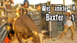 kyle-s-first-bull-ride-rodeo-time-147