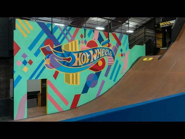 Art in Motion: Teddy Kelly x Hot Wheels at Woodward Copper