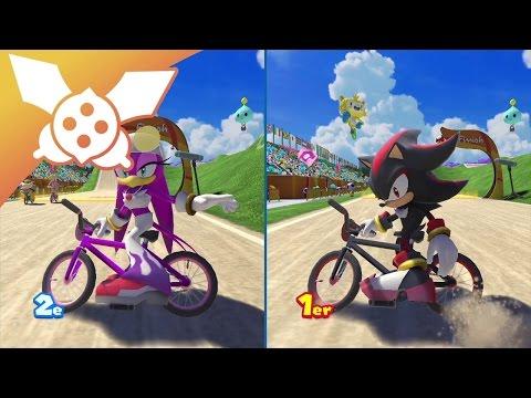 [Détente] Mario & Sonic aux Jeux Olympiques de Rio #06 : Les derniers mini-jeux
