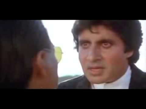 Amitabh Great Dialogue With Danny Dezongpa in Agneepath