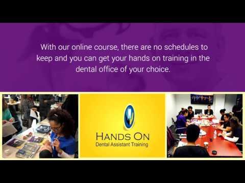 8 Week Online Dental Assistant Course