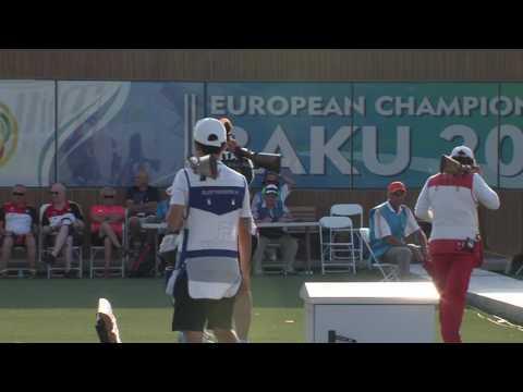 2017 European Championship, Baku, Azerbaijan - Skeet Women