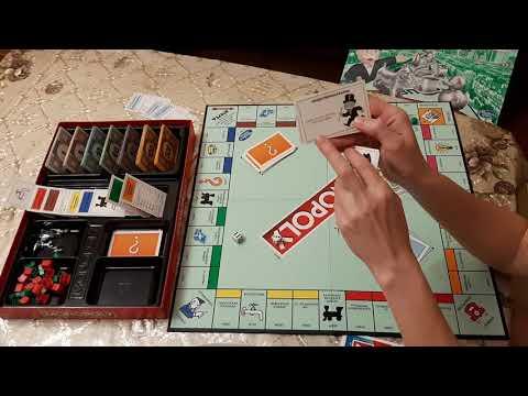 Монополия классическая правила игры