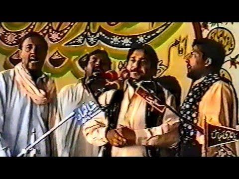 Zakir Zulfiqar Khan Baloch of Chiniot | 25th Muharram 2002 at Dhudial, Chakwal