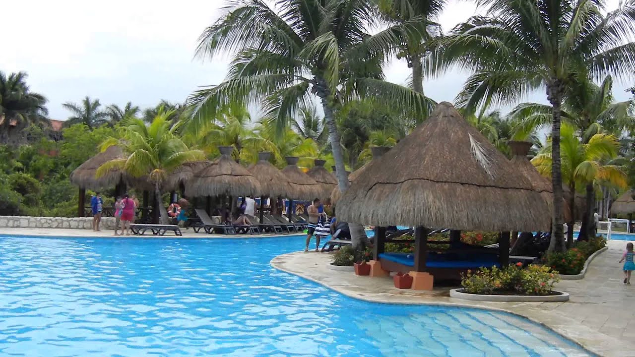 Iberostar Paraiso Del Mar Riviera Maya Cancun YouTube