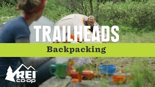 REI Trailheads: You should really try backpacking!